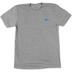 Primitive Arch Pennant T-Shirt - Athletic Heather