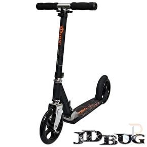 JD Bug Folding Scooter - Street MS200 Matt Black