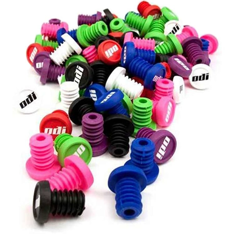 ODI BMX/Scooter Push In End Plugs (2 Pack)
