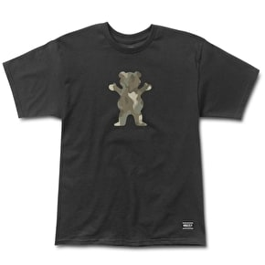 Grizzly Kayak OG Bear T-Shirt - Black