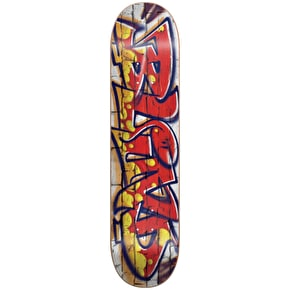 Blind Skateboard Deck - Spray Wall HYB Multi 8.25