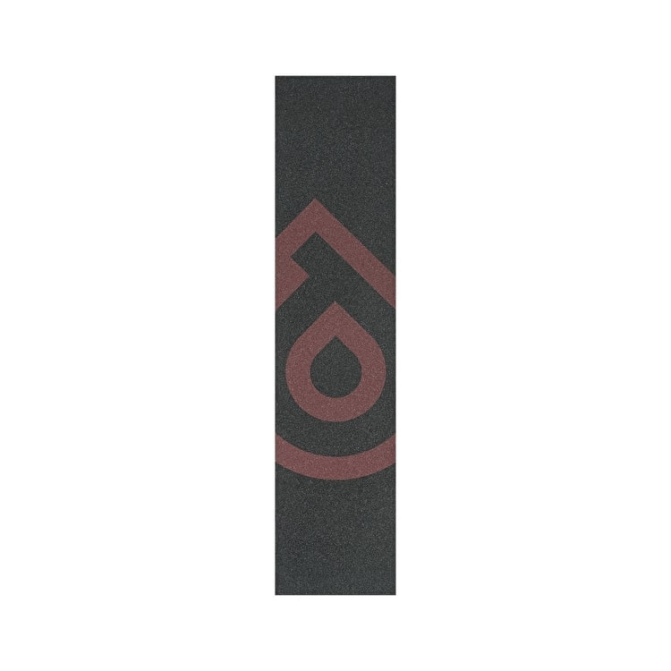 District S-Series Logo Scooter Grip Tape - Red