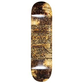 Heroin Childress 'Railroad' Skateboard Deck - 8.5