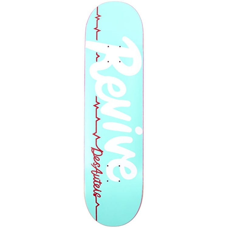 ReVive Pro Script Des Autels Skateboard Deck