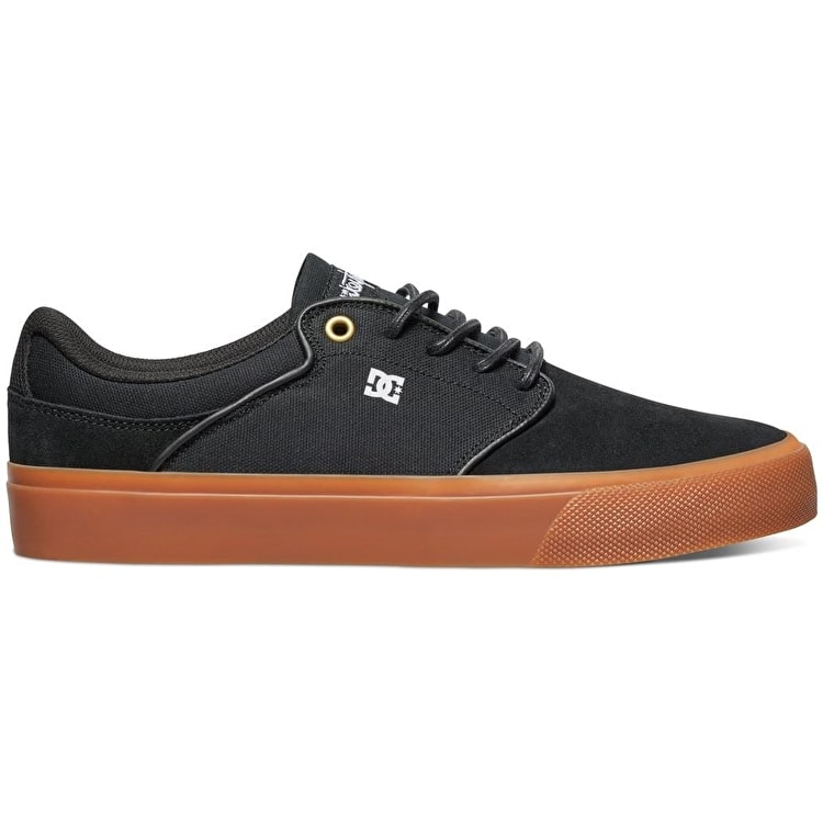 DC Mikey Taylor Vulc Shoes - Black/Gum