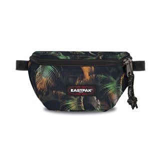 Eastpak Springer Bum Bag - Brize Leaf
