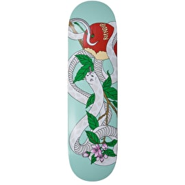 RIPNDIP Serpent Skateboard Deck - Teal