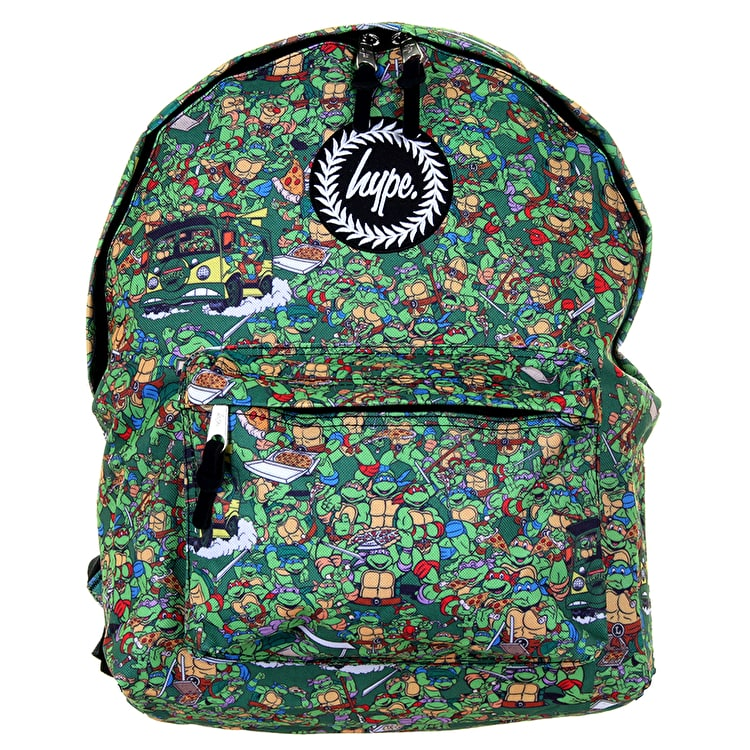 Hype X Turtles The Squad Backpack