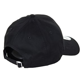 New Era 9FORTY NE Core Square Patch Cap - Black