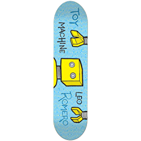 Toy Machine Names Skateboard Deck - Romero 8.375