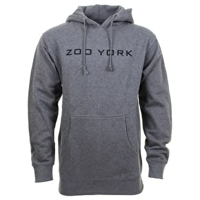 Zoo York Golden Era Hoodie - Grey