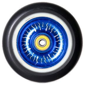Eagle Limited Edition Full Core Sperm 110mm Scooter Wheel - Blue/White/Black