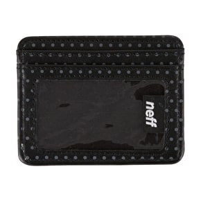 Neff Step Card Wallet - White