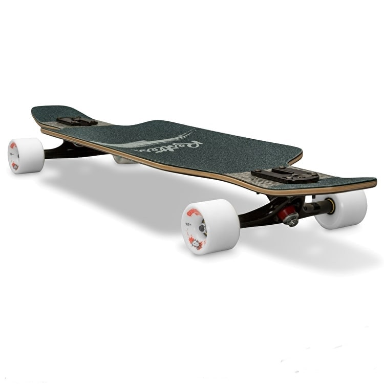 "Restless Longboard - Splinter Series Crest 35"" Complete"