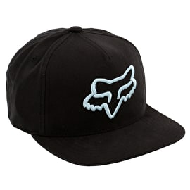 Fox Instill Snapback Cap - Black/Blue