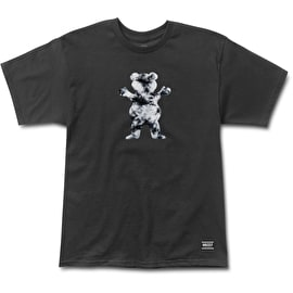 Grizzly Storm Front OG Bear T Shirt - Black