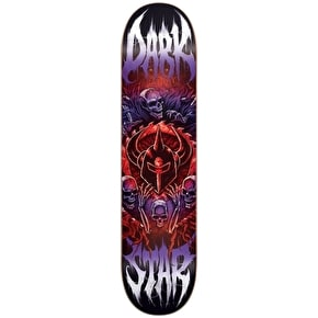 Darkstar Skateboard Deck - Crusade SL Purple 8.25