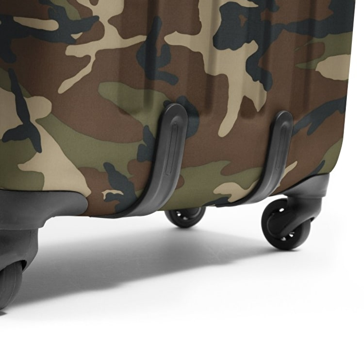 Eastpak Tranzshell S Wheeled Luggage - Camo