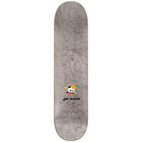 Enjoi x Jim Houser Skateboard Deck - R7 Rojo 8