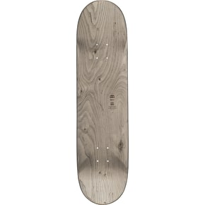 Globe O-Negative Skateboard Deck - Black/White/Tailspin 8.5