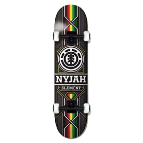 Element Complete Skateboard - Stripes Nyjah 7.75