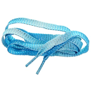 Mr Lacy Shoelaces - Fadies Mellow Blue Print