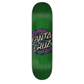 Santa Cruz Abyss Dot Skateboard Deck - 8