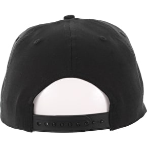 Thrasher New Religion Snapback Cap - Black