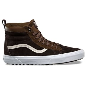 Vans SK8-Hi Skate Shoes - (MTE) Dark Earth/Seal Browm