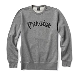 Primitive Dusty Crewneck - Heather