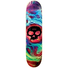 Zero Skateboard Deck - Tempest Skull Impact Light Brockman 8.25