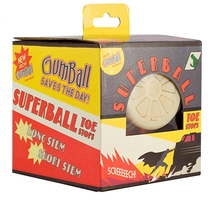 Gumball Superball Toe-Stops