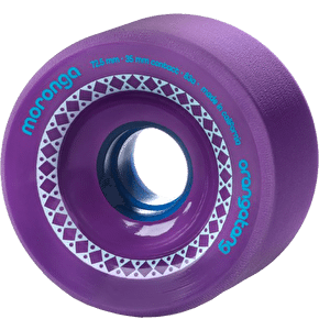 Orangatang Moronga Wheels 72.5mm Purple