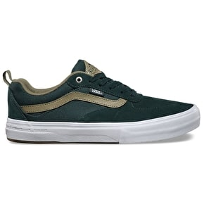 Vans Kyle Walker Pro Skate Shoes - Green Gables/White