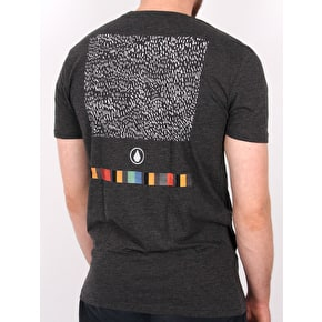 Volcom Vear T-Shirt - Heather Black
