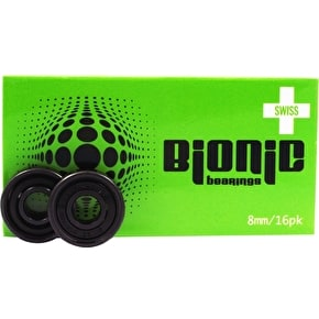 Bionic Swiss Bearings 8mm (Pack of 16)