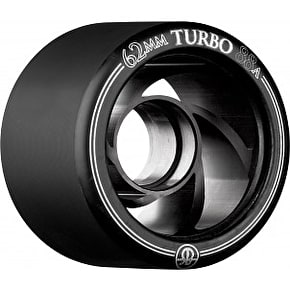 Rollerbones Turbo 62mm Quad Derby Wheels 88A (4pk)