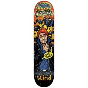 Blind Party Monster R7 Skateboard Deck - Morgan 8.25