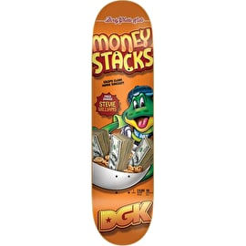 DGK Krispy Vibes - Williams Skateboard Deck 8.06