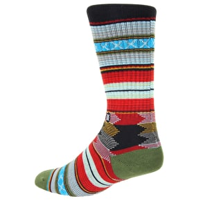 Stance Guadalupe Socks - Blue
