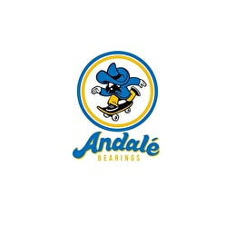 Andale Fresh OG Skateboard Sticker