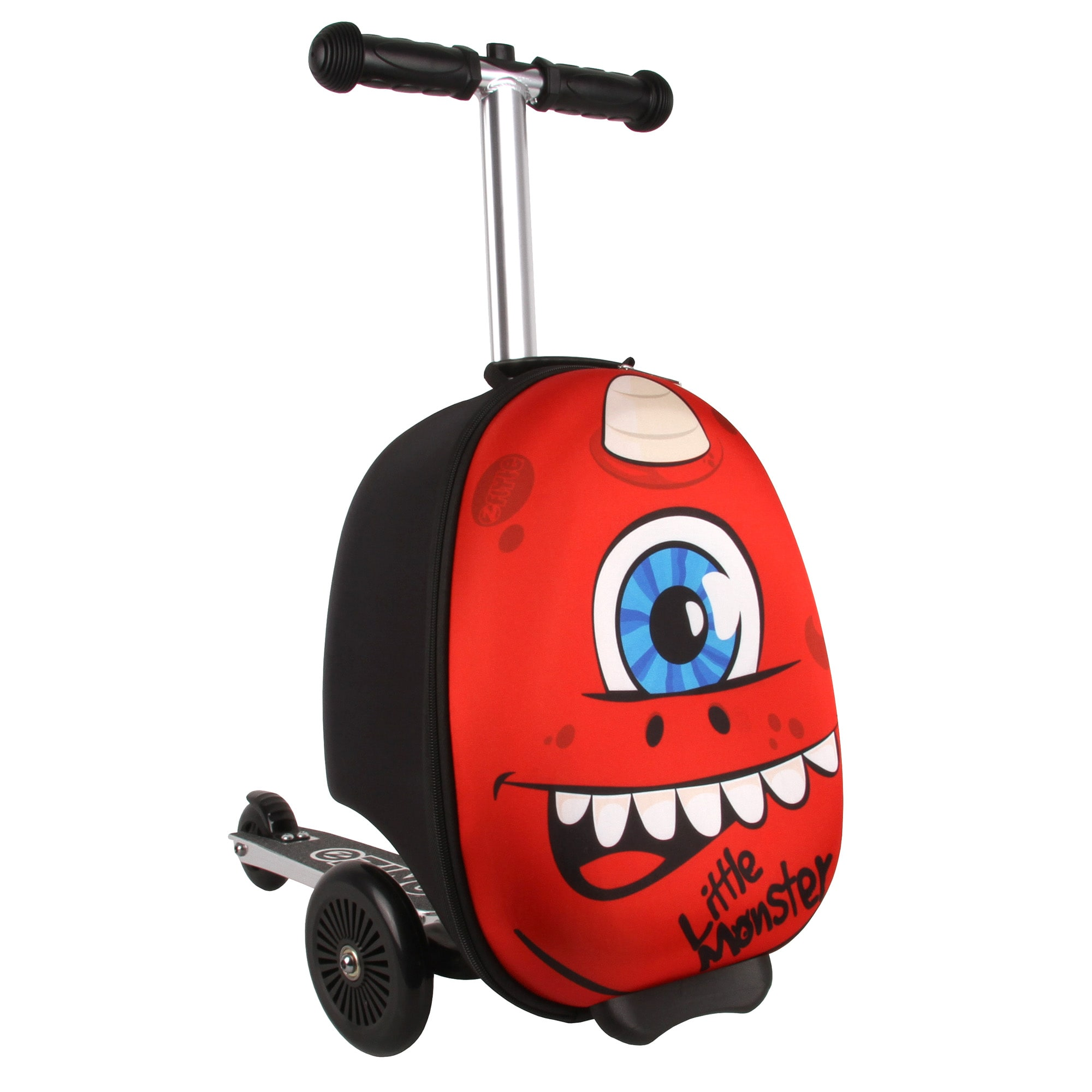Zinc Flyte Sid The Cyclops Mini Case Scooter  Zinc Flyte Case Scooters For Sale  Zinc Flyte