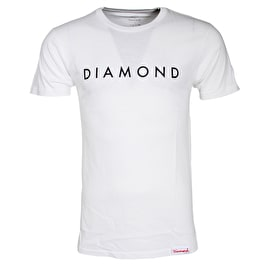 Diamond Practice T-Shirt - White
