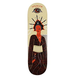 Foundation Bad 'N' Bougie Skateboard Deck - Spencer 8.25