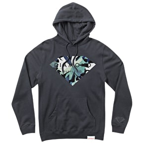 Diamond Simplicity Brilliant Hoodie - Navy