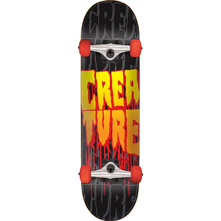 Creature Stacks Complete Skateboard - 8""