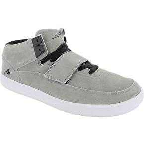 DVS Torey 3 Skate Shoes - Grey/Black Suede