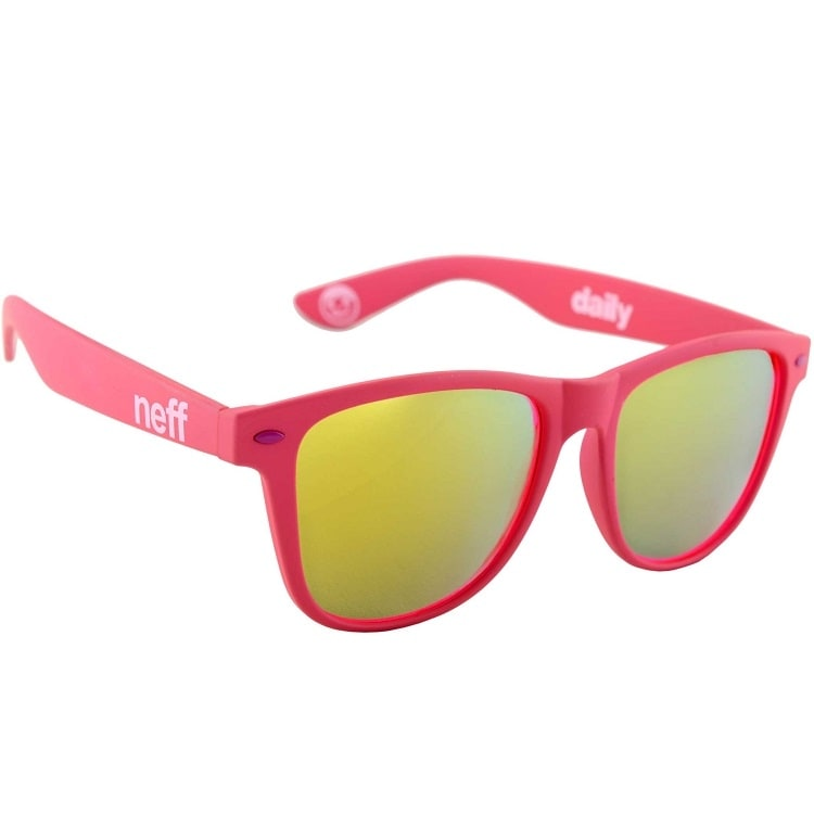 Neff Daily Sunglasses - Soft Touch Pink