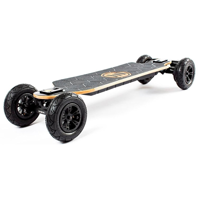 Evolve Bamboo GTX Series 2in1 Electric Skateboard
