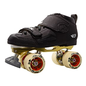 B-Stock Crazy Skates DBX5 Venus Derby Skate Package - UK 6.5 (Used)